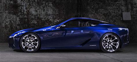 Lexus 2 Door Models by Two Coupes Planned For Lexus Lineup Lexus Enthusiast