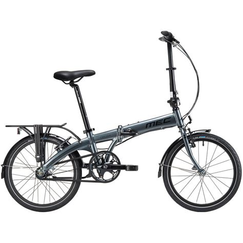 origami bicycle mec origami folding bicycle unisex