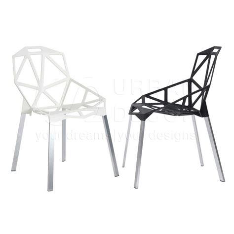 outdoor aluminum web chairs web alu chair set of 4 pcs