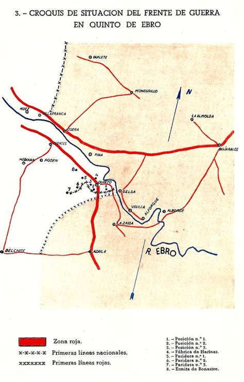 clases de historia la guerra de nuestra memoria quinto de ebro historia y bibliografa la guerra en quinto civil war in quinto