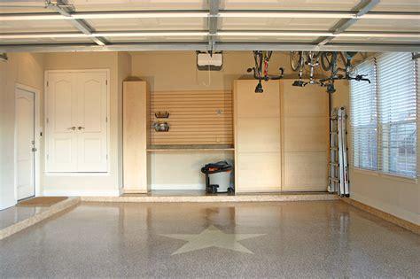 Garage Floor and Storage Picture Gallery