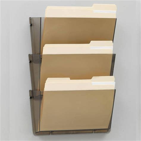 ultra durable 3 pocket wall file holder marketlab inc
