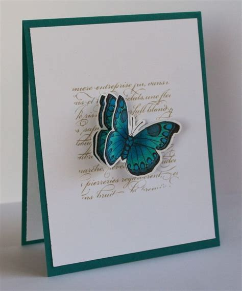 Handmade Butterfly Cards - butterfly cards a collection of ideas to try about other