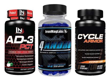 1 supplement for bodybuilding iron mag labs 4 andro complete cycle stack iml