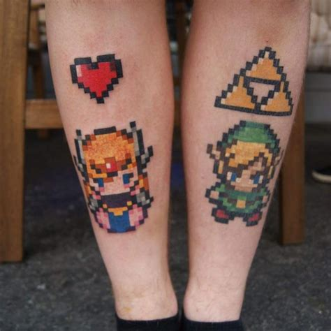 75 amazing legend of zelda tattoos gaming has never