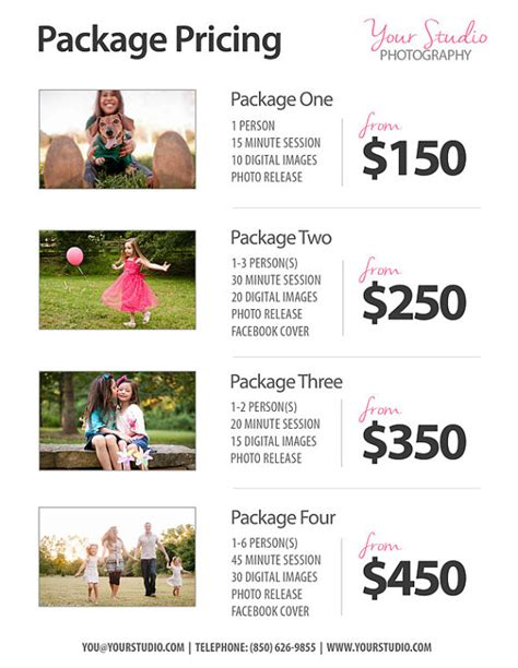 Photography Packages by Photography Packages The 2018 Definitive Guide To
