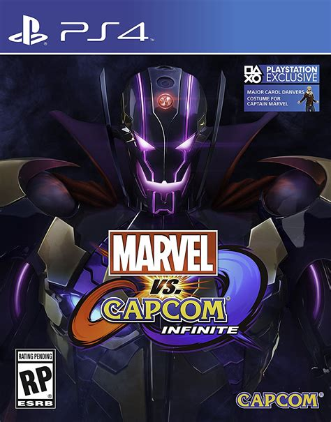 Kaset Ps4 Marvel Vs Capcom Infinite Comic Book marvel vs capcom infinite will get exclusive content on playstation 4