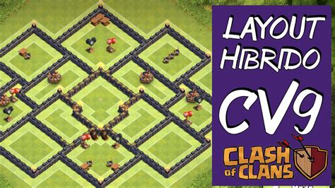 layout design cv8 layout h 205 brido para cv9 nova atualiza 199 195 o th9 hybrid base
