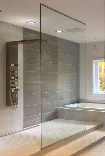 Shower doorless shower glass gardenweb doorless shower