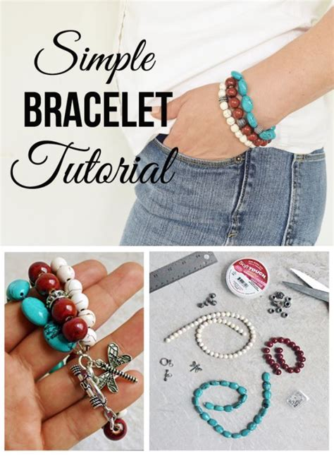 jewelry tutorials for beginners 17 best ideas about diy jewelry on armband