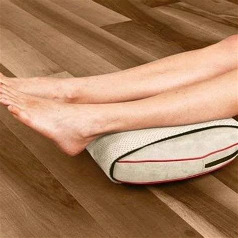 cuscino massaggiante cervicale imetec massaggiatore cervicale cuscino massaggiante