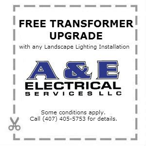 landscape lighting world coupon free transformer upgrade a e electrical services llc