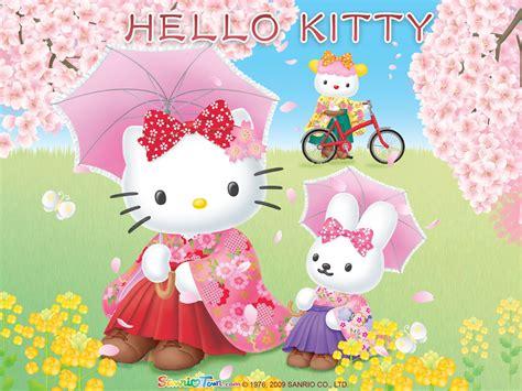 Hello Kitty Wallpaper Japan | hello kitty cherry blossom trees hello kitty japanese