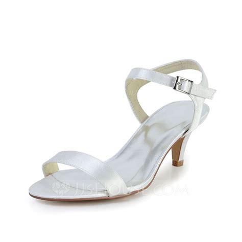 Best Seller Slingback Kitten Heels 5zr s satin kitten heel sandals slingbacks 047033719 wedding shoes jjshouse