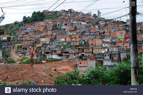 favela brazil slums favela slum in sao paulo brazil stock photo royalty free