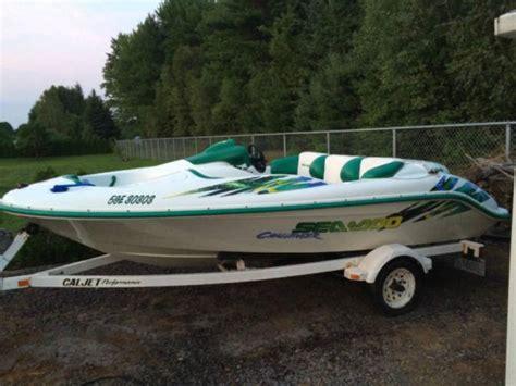 1996 seadoo bombardier boat sea doo brp challenger bombardier for sale canada