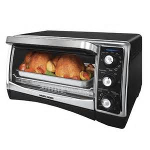 Black And Decker Convection Countertop Toaster Oven Black Amp Decker To1640b Convection Countertop Oven 6 Slice