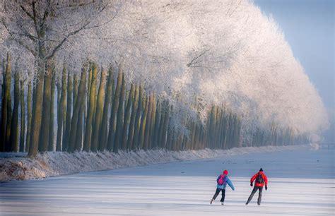imagenes de paisajes invernales paisajes nevados simplemente inolvidables
