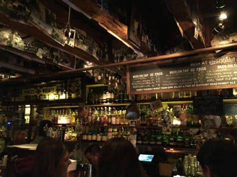 Tap House Nyc by The Downstairs Tap Room Picture Of The Dead Rabbit