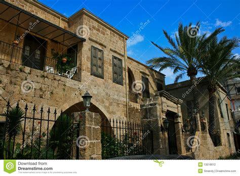 home design gallery lebanon batroun house traditional architecture lebanon stock