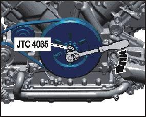 Vw Audi Crankshaft Turning Adapter Jtc 4035 jtc4035 vw audi crankshaft turning adapter jtc 4035 rm80 00 malaysia tools