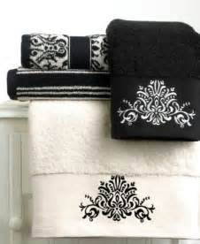 black and white bath towel quot black and white quot towel collection bath towels