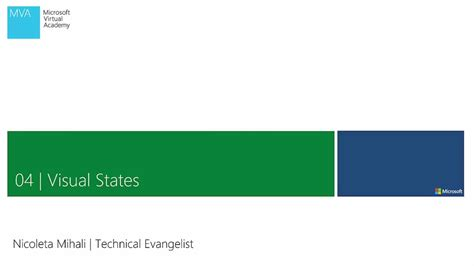 relative layout event 04 visual states adaptive design in windows 10 channel 9