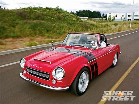 nissan roadster 1970 datsun 1600 roadster engine swap depot