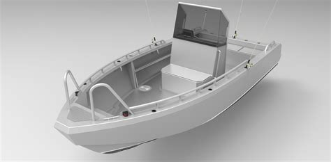 center console boat plans 6 meter 19 5ft euro sportfish center console metal