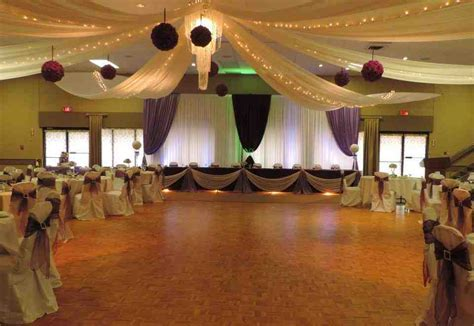 How To Decorate A Hall For A Wedding   Wedding and Bridal
