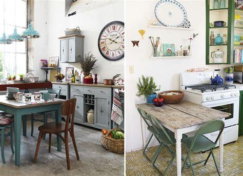 imagenes retro cocina decora tu cocina al estilo vintage decoraci 243 n con madera