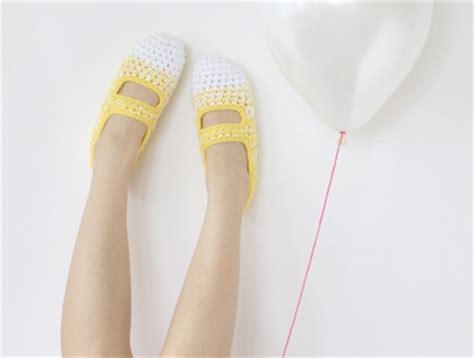lemon pattern socks lemon meringue women s crochet mary jane slipper socks felt