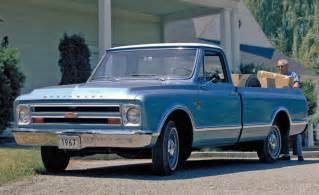 1967 Chevrolet Truck Trucks And Suvs News At Truck Trend Network