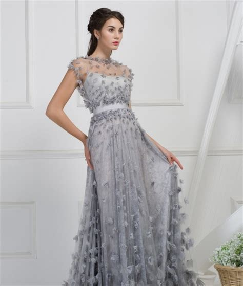 2014 wedding hair 40 year old bride bahara 214 zel şık bayan abiye elbise modelleri yeni moda