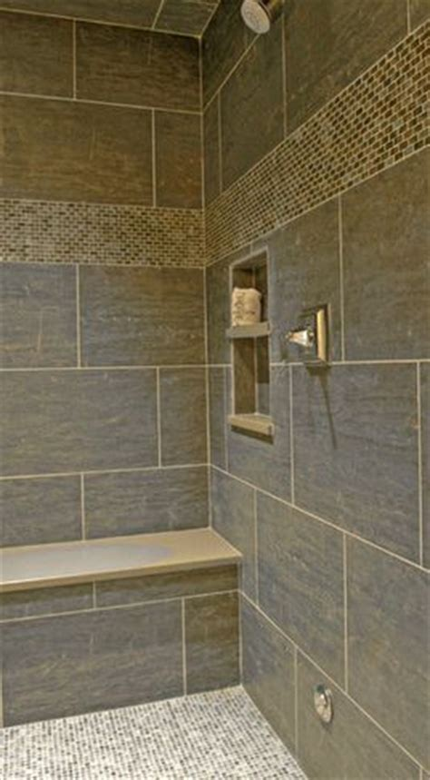 crazy bathroom ideas i am not crazy about the tile color but i do love the