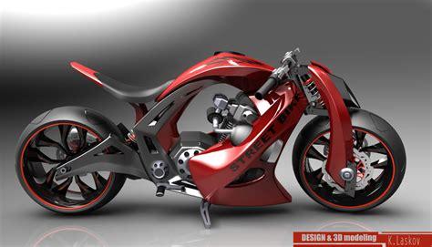 1000ccm Motorrad by Konstantin Laskov Bike 1000cc