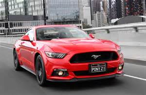 Ford Mustang Australia Australian Vehicle Sales For January 2016 Mustang Sets