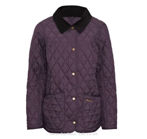 Womens Quilted Jacket Barbour by Barbour Annandale Quilted Jacket Black Lqu0475bk91 Womens