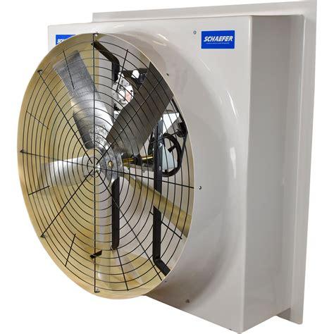 schaefer fans for sale schaefer fiberglass exhaust fan 48in 22 365 cfm 115