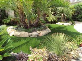 beautiful front yard traditional landscape san diego