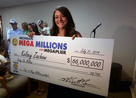About Com Mega Sweepstakes - savvy 24 year old s 66 million mega lottery win on friday the 13th