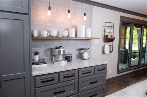 open kitchen cabinets pictures ideas tips from hgtv hgtv open shelves kitchen design ideas shelving style pictures