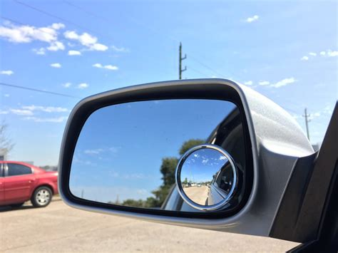 how to a blind how to use blind spot mirrors yourmechanic advice