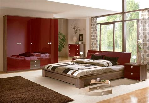 red bedroom furniture beautiful bedroom furniture idea pictures trends home
