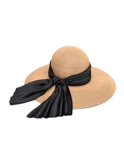 Luxury Floppy Hats By Eugenia by Eugenia Hats Sun Hats Pom Pom Hats At Bergdorf Goodman