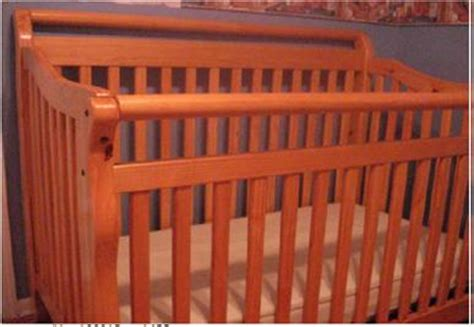 Lajobi Crib Replacement Parts by Cpsc Announces Recall To Repair Child Craft Brand