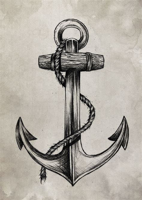 anchored art tattoo pin by serhat g 252 neysu on d 246 vme