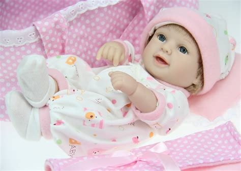 Baby Alive 11 Vinyl Mini Newborn Baby Dolls Boy Boneka Gift buy wholesale live doll from china live doll wholesalers aliexpress