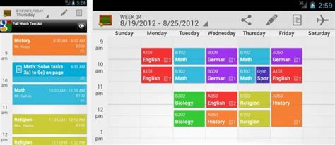 Schedule App These 5 Scheduling Apps Will Simplify A College Student S