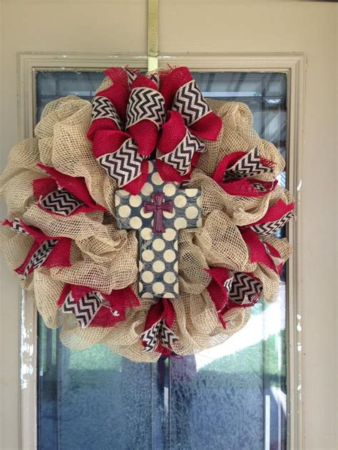 printable instructions to make a burlap wreath 92 best images about wreaths wrapped initial letters on